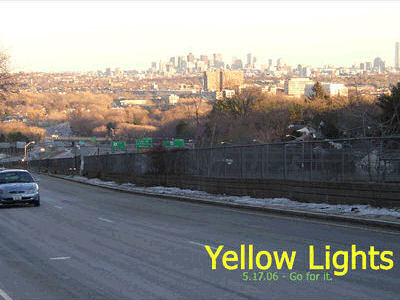 Yellow Lights Image